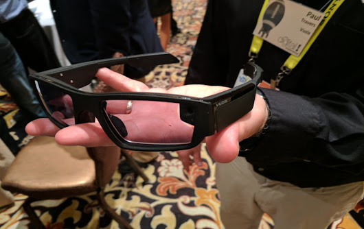 Vuzix's Blade 3000 augmented reality smart glasses are Google Glass reborn