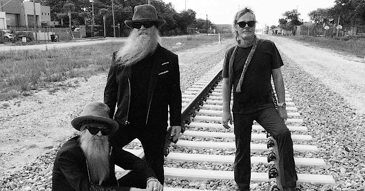 ZZ Top at Louisville Palace Ticket Giveaway