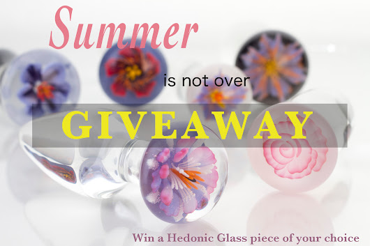 Giveaway! - Summer is not over!