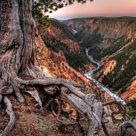 Yellowstone by Jason Perius (nativeprairiephotography)) on 500px.com