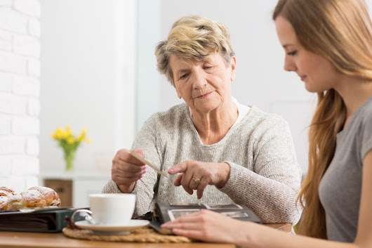 Alzheimer's Care: Tips for Coping With New Behaviors