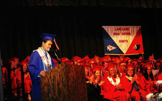 How Z's American Dream Has Evolved Since His 2012 Valedictorian Speech