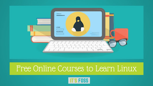 6 Free Linux Training Courses For Everyone