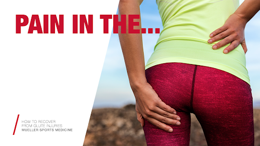 How to Recover from Glute Injuries
