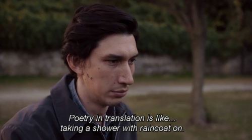 Paterson: poetry in everyday life