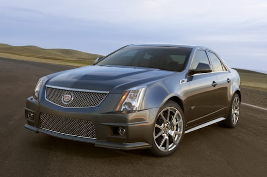 Next Cadillac CTS-V confirmed for Detroit