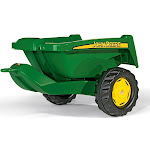 John Deere Tipper Trailer Pedal Riding Toy Accessory