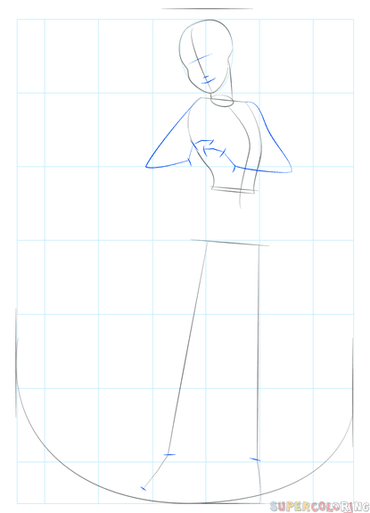 disney prinzessinnen zeichnen