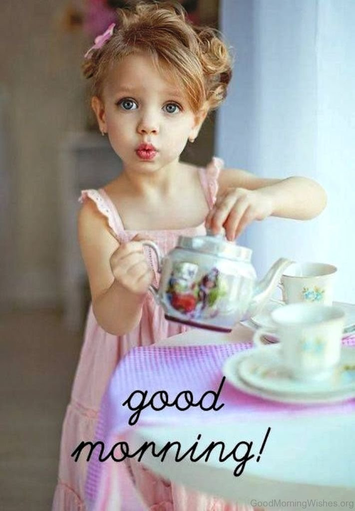38 Good Morning Wishes For Girl
