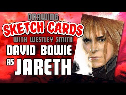 "John Wesley Smith ""How To"" create sketch cards You Tube Channel"