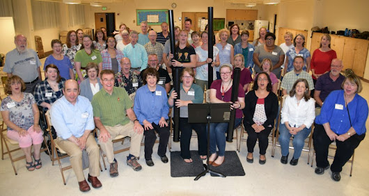 Masterworks Choral Ensemble Gets Back to Nature