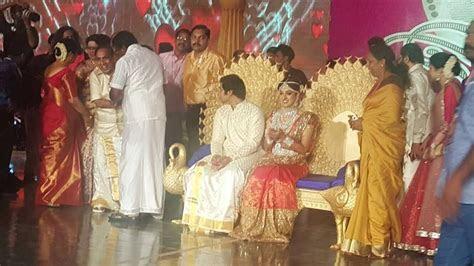 Amazing Wedding !!!!!      Ravi Pillai, richest Keralite