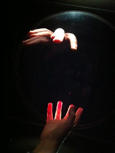 Exploratorium hands