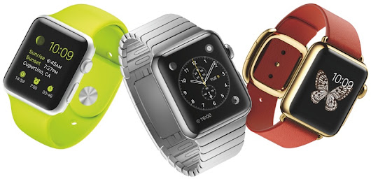 Apple's New Watch: All you need to know about the iWatch!