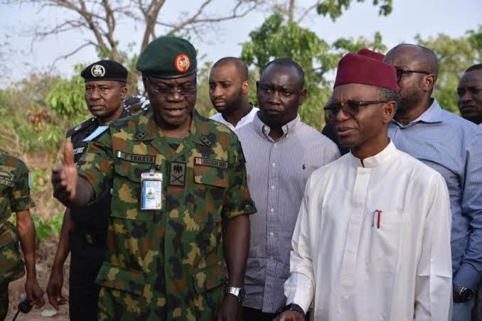 El-Rufai, Army GOC, Police Commissioner visit scenes