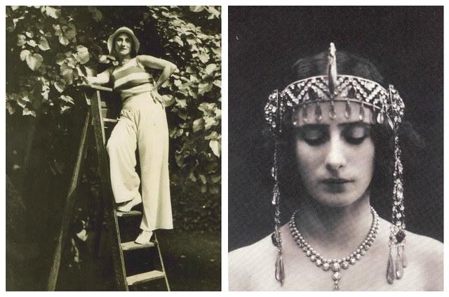 Anna Pavlova collage