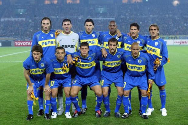 Boca Juniors (2003)