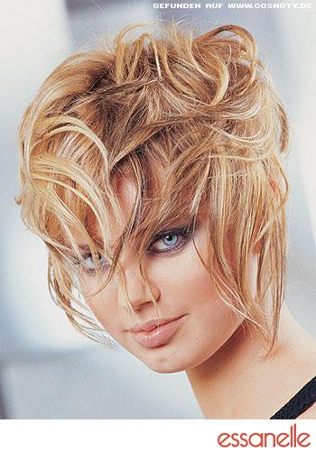 Haarfarbe Bei Frauen