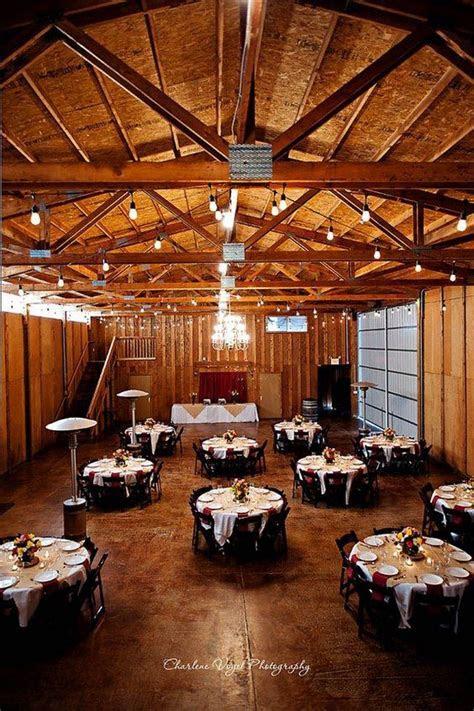 100 Stunning Rustic Indoor Barn Wedding Reception Ideas