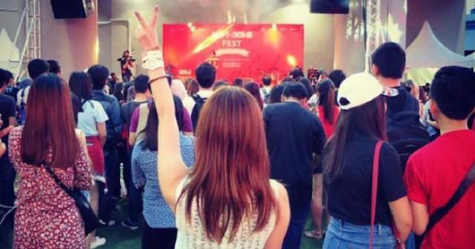 [PICS/VIDS] 14 #OhhSOME Highlights From Malaysia's Biggest Social Media Festival