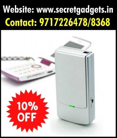 Try Latest Range Of Cell Phone Jammers In Delhi-NCR by Spy Universe