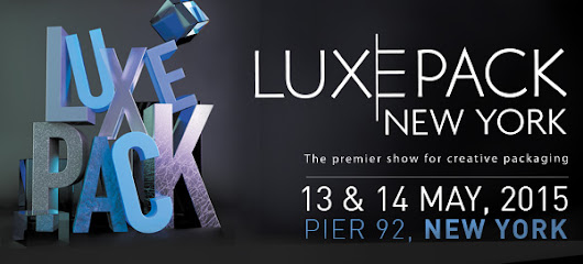 LUXE PACK NYC 2015 and Green Awards - Packaging Insider