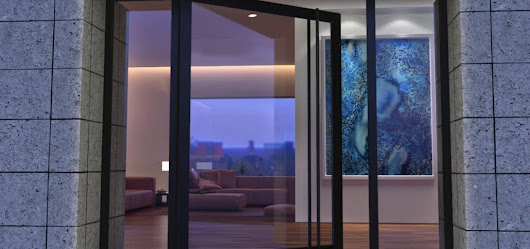 Why and Where to Use Glass Doors In Your Home | Trends Buzzer