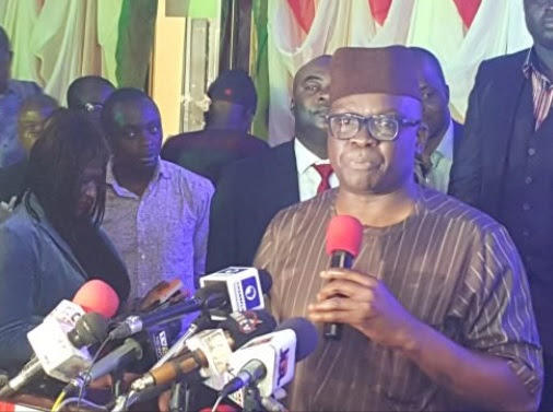 I'll Defeat Buhari in a Free and Fair Election - Presidential Hopeful, Fayose Boasts, Fire Shots at APC
