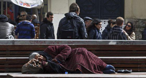 Datos de pobreza en Europa