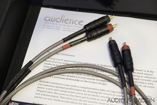 Audience Au24 SX Analog RCA Interconnect Review - A Quest for the Best - Audio Bacon