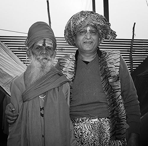 The Naga Sadhu Who Lost All His Money At The Maha Kumbh by firoze shakir photographerno1