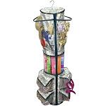 Jokari 20201 Paula Deen Everyday Door Hanging Gift Wrap Organizer