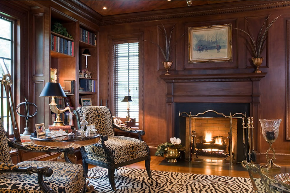 Classic Home Library Design Id794 Modern Home Library Designs Home Interior Disigns Interior Design