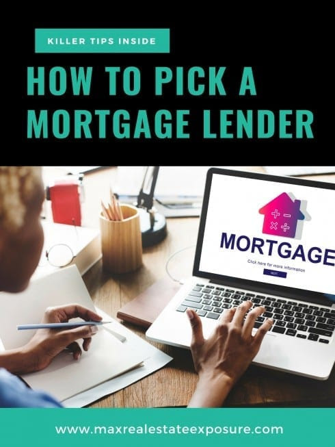 Tips For Picking The Best Mortgage Lenders