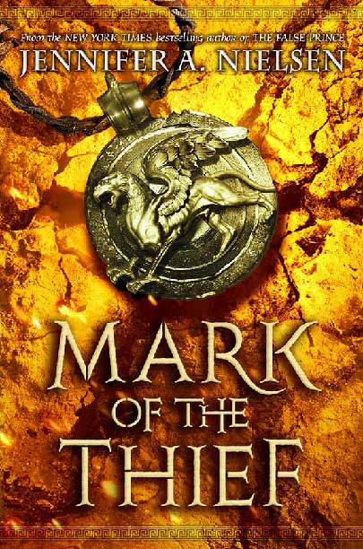 Image result for mark of the thief jennifer nielsen