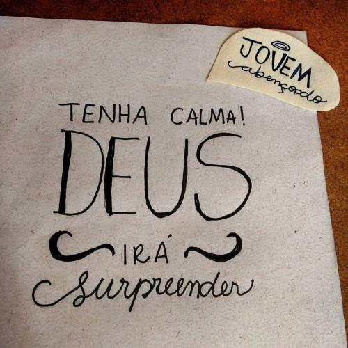 Tumblr Photo Frase Deus Amor