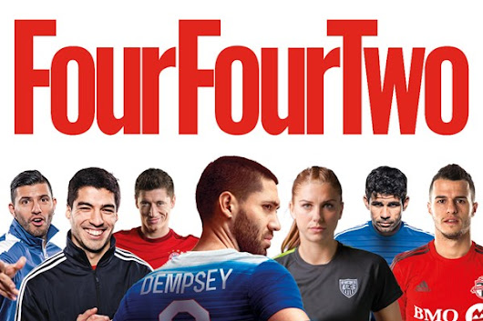 FourFourTwo launches in the US