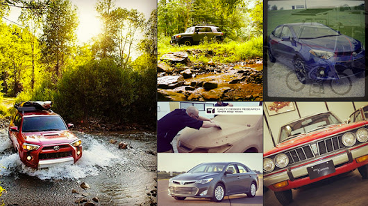 Toyota Is Using Instagram Videos in Its Facebook Ads