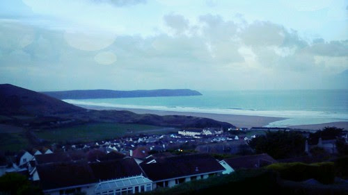 Woolacombe early morning