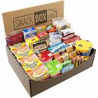 SnackBoxPros Dorm Room Survival - Food set - pack of 55
