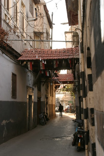 Damascus Old City