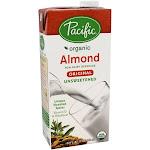 Pacific Foods Organic Almond Milk Unsweetened Original 32 fl oz