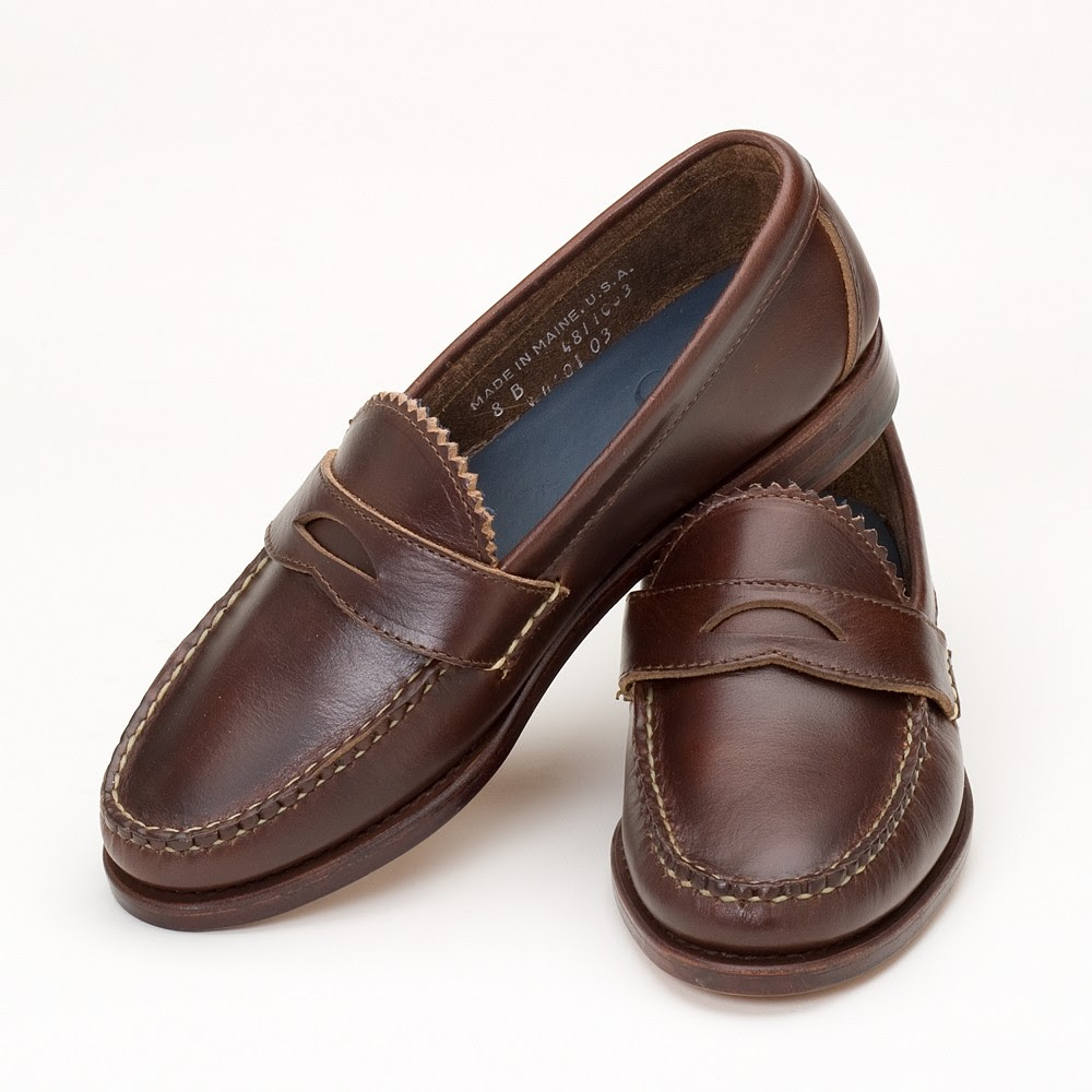 Penny loafers - #3 in a series of spring/summer boat shoe ...