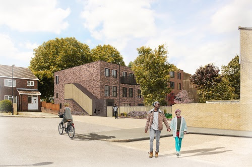 61 new council homes in Lewisham - Lewisham Homes
