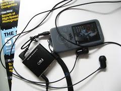 Portable Music Player combo
