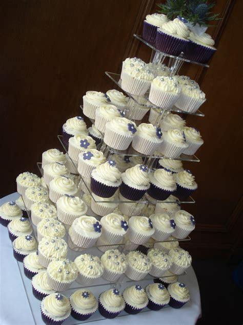 Scottish Wedding cupcakes. ? CAKES BY LIZZIE, EDINBURGH