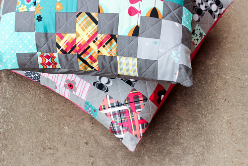 Nordika Pillows by Jeni Baker