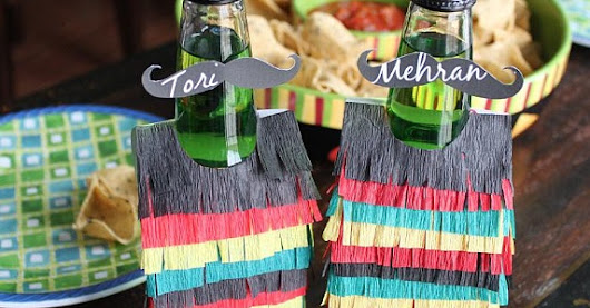 A Cinco de Mayo Craft to Add to Your Fiesta