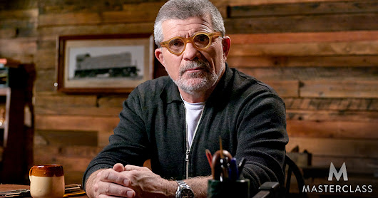 Lessons from David Mamet's Dramatic Writing Class