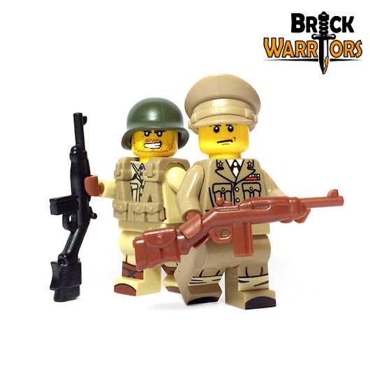 Custom LEGO Gun Highlight - US Carbine